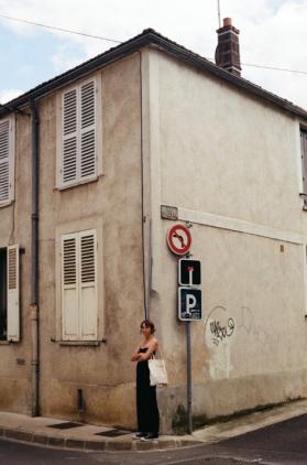 Streets of Provins, Ile de France